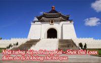 Nha tuong niem Chiang Kai-Shek Đai Loan 2