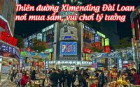 Ximending Dai Loan