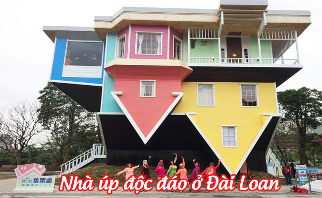 nha up doc dao o Dai Loan 2