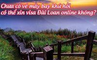visa dai loan online