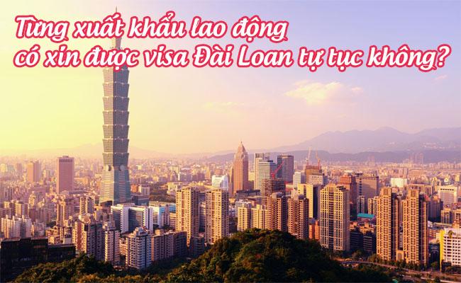 visa dai loan
