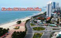 xin visa Đai Loan o Da Nang