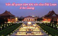 xin visa Dai Loan o An Giang