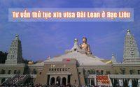 xin visa Dai Loan o Bac Lieu