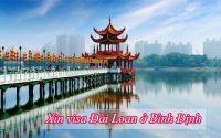 xin visa Dai Loan o Binh Dinh