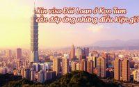 xin visa Dai Loan o Kon Tum