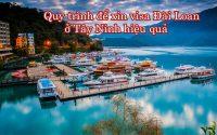 xin visa Dai Loan o Tay Ninh