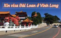xin visa Dai Loan o Vinh Long