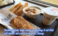 banh mi cuon trung Fu Hang