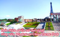 cong vien Window On China Theme Park 6