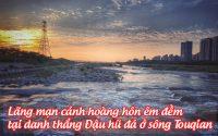 danh thang dau hu da o song Touqian