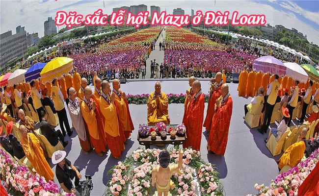 Du lịch Đài Loan, khám phá lễ hội Mazu đặc sắc ở thành phố