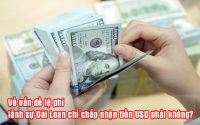 ve van de le phi, lanh su Dai Loan chi chap nhan tien USD phai khong