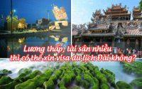 luong thap, tai san nhieu thi co the xin visa du lich dai khong