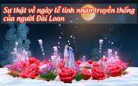 le tinh nhan truyen thong cua nguoi dai loan
