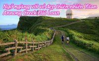 annong creek dai loan