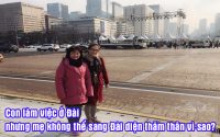 con lam viec o dai nhung me khong the sang dai dien tham than vi sao