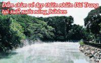 suoi nuoc nong Jhihben 1