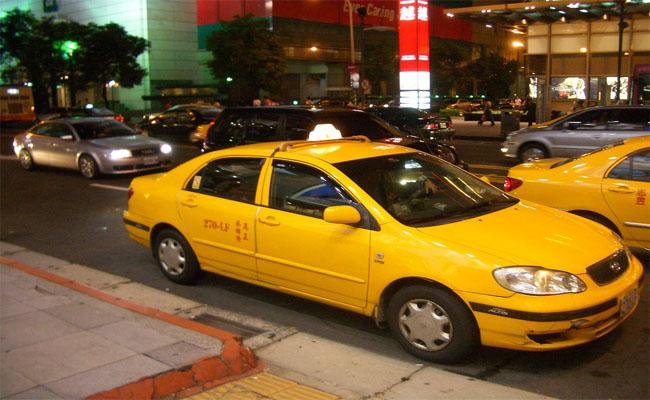 taxi o dai loan 1