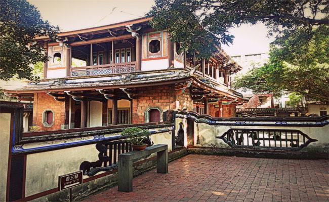 Lin Family Mansion and Garden 2