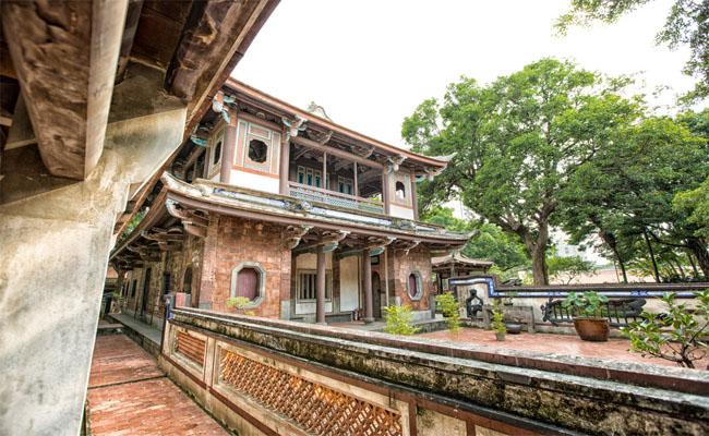 Lin Family Mansion and Garden 9
