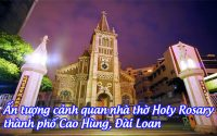 nha tho holy rosary thanh pho cao hung