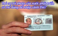 the cu tru photo cua nuoc phat trien co the dung de nhap canh dai