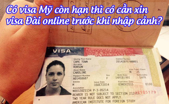 co visa my con han thi co can xin visa dai online truoc khi nhap canh