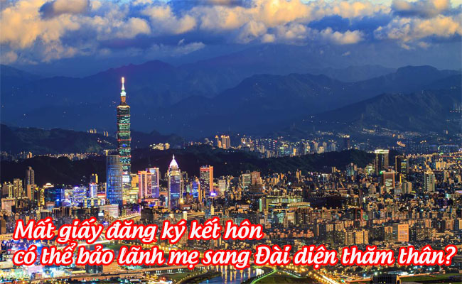 mat giay dang ky ket hon co the bao lanh me sang dai dien tham than