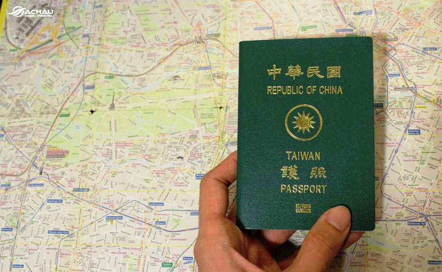 co bat buoc phai ky quy khi xin visa Dai Loan khong
