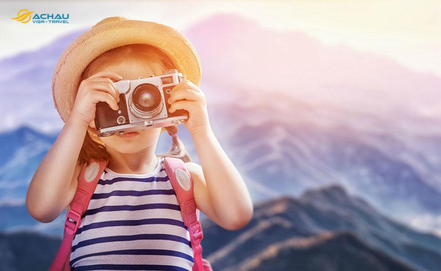 Làm sao để xin được visa du lịch Đài Loan cho trẻ em? 2