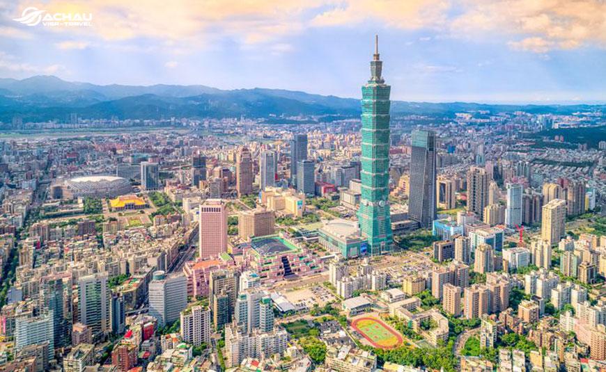 thông tin về du lịch Đài Loan
